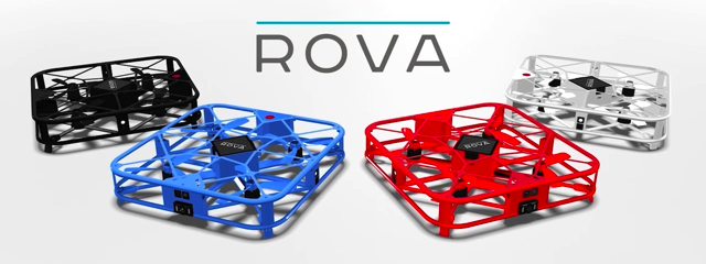 Rova Drone, Credit: YouTube