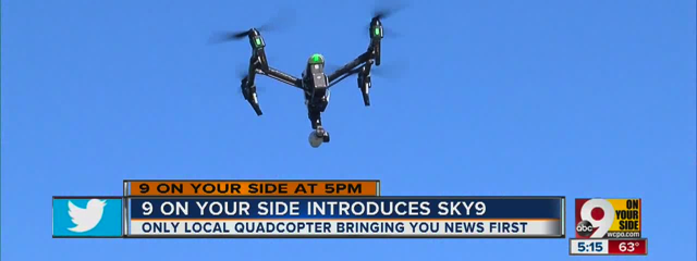 9 On Your Side, News Quadcopter, Credit: YouTube