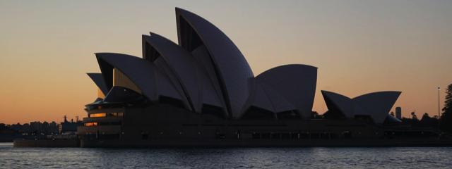 Sydney Opera House, Australia, Credit: PXHere