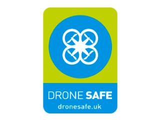 Drone Safe Logo, Credit: Drone Safe