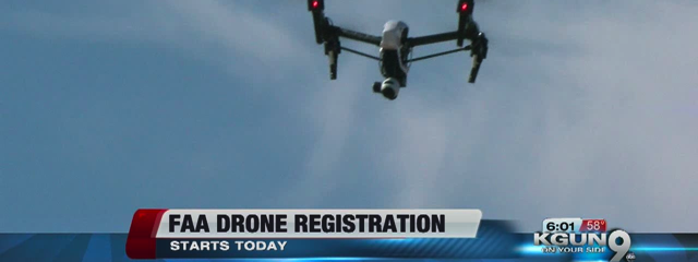 FAA Drone Registration, Credit: YouTube