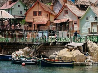 Popeye Village, Malta, Credit: YouTube