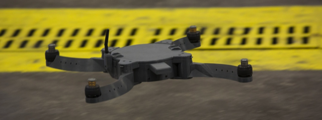 "The ""Nibbler,"" a 3D Printed Drone used by the US Marines"