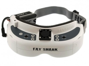 Fat Shark FPV Googles, Credit: YouTube