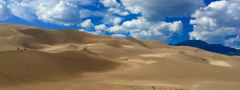 Great Sand Dunes National Park, Credit: YouTube