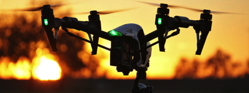 DJI Inspire, Credit: Stock Photography
