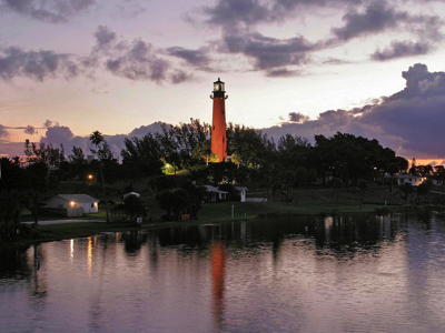 Jupiter Inlet Lighthouse Outstanding Natural Area, Credit: Bureau of Land Management
