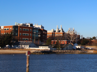 Virginia Institute of Marine Science Campus, Credit: Wikimedia Commons