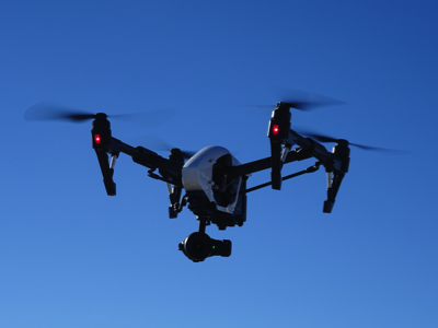 DJI Inpsire 1, Credit: Wikimedia Commons