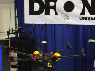 Drone Universities at RevTechX 2018